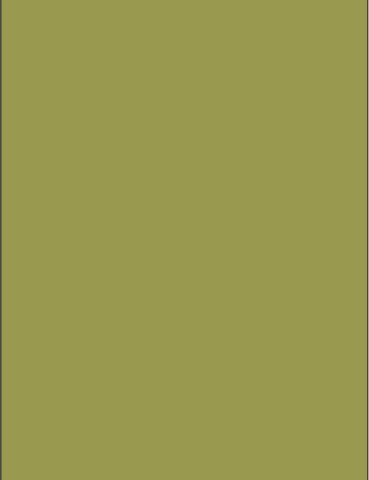 RAL 1020 - Olive yellow