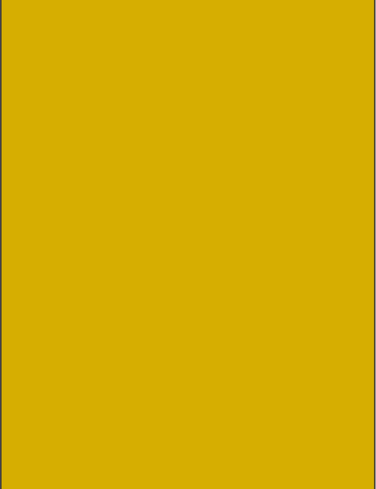 RAL 1032 - Broom yellow