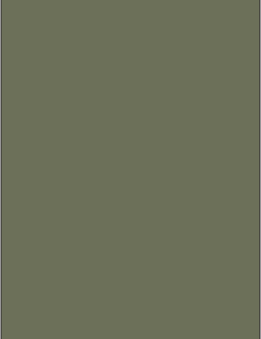 RAL 7003 - Moss grey