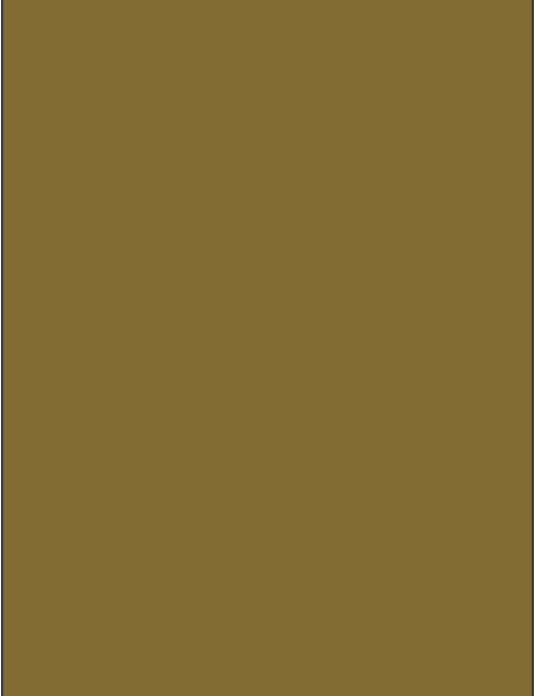RAL 8000 - Green brown