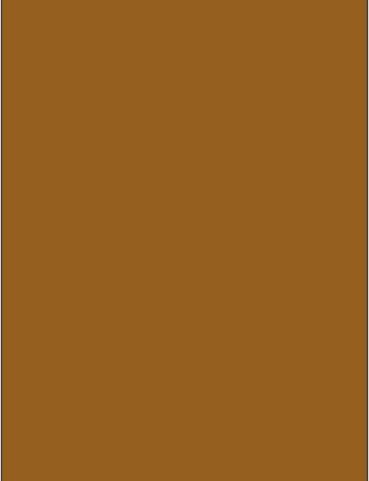 RAL 8001 - Ochre brown