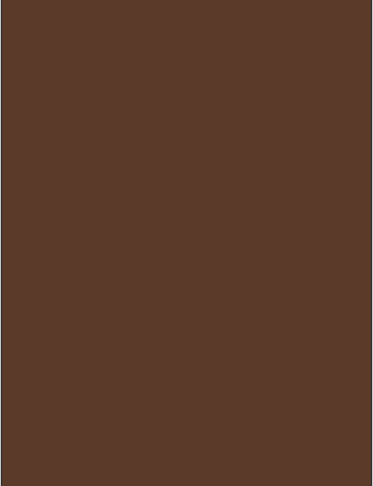 RAL 8011 - Nut brown